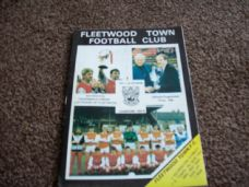 Fleetwood Town v Accrington Stanley, 1988/89 [FAT]